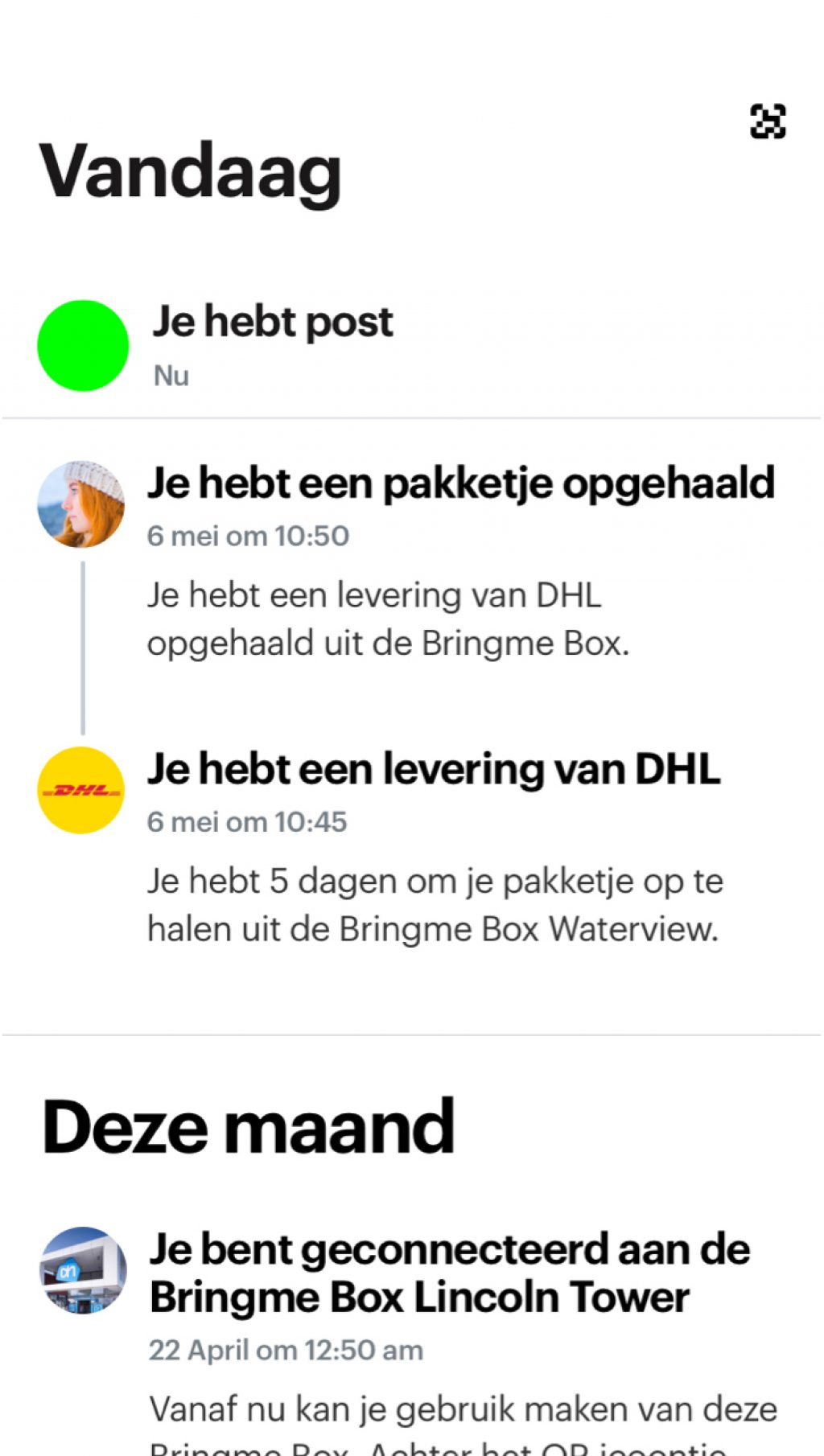 Homefeed NL Residential Mail