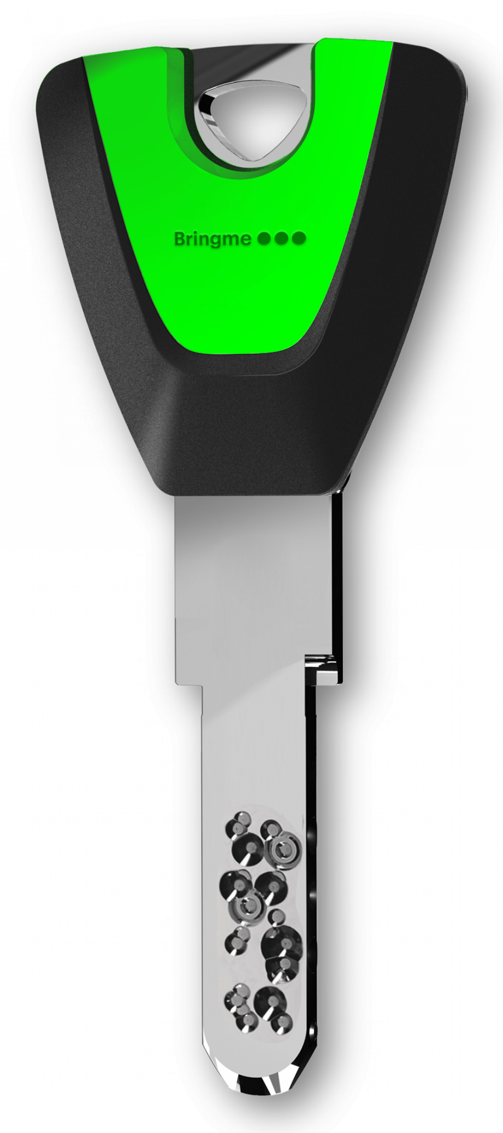 Bringme One-key-for-all Green Black front