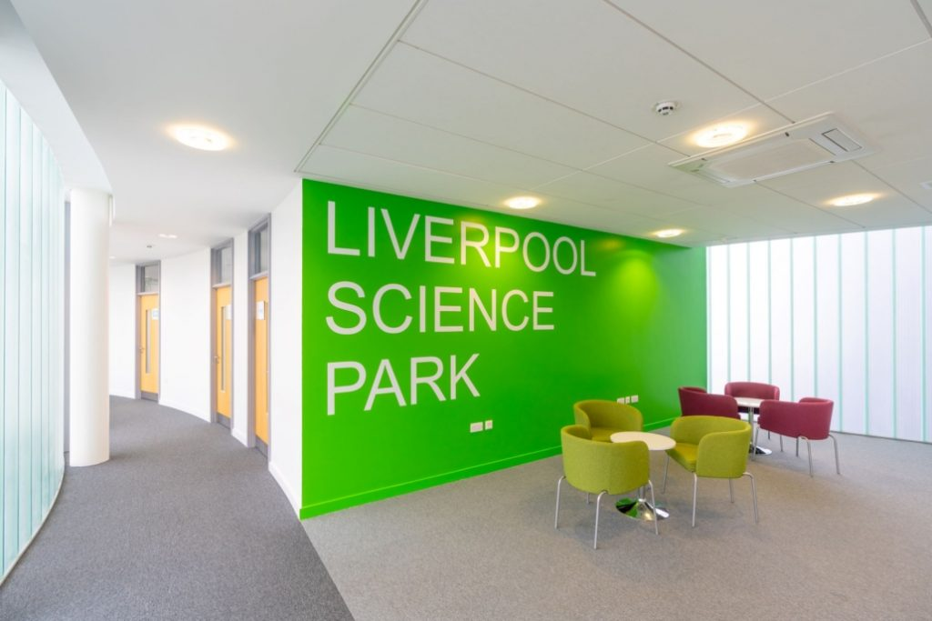 Case Office Liverpool Science Park 2